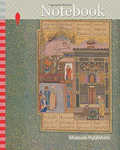 Notebook: Shaikh San'an beneath the Window of the Christian Maiden', Folio from a Mantiq al-tair (Language of the Birds), ca. 1600, Made in Iran, Isfahan, Opaque watercolor, silver