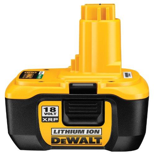 DEWALT DC9180 18 -Volt Lithium-Ion Battery Pack