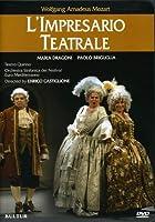 L'Impresario Teatrale [DVD] [Import]