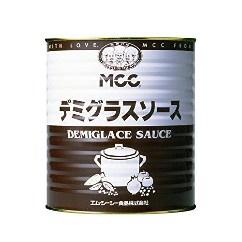 【常温】 エム・シーシー食品 デミグラスソース 1号缶 3kg 業務用 ソース