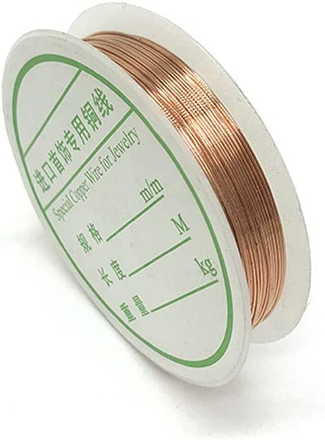 SPDD 1 Roll Craft Wire 2021 new Jewelry Ranking TOP20 0.5 0.3 Beading 0.4 0.25 0.2