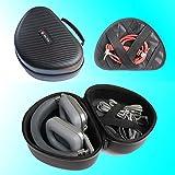 V-MOTA TDI Headphone Suitcase Carry case boxs for Sennheiser HD4.20S HD4.40 bt HD4.50PXC550 HD8 HD7...