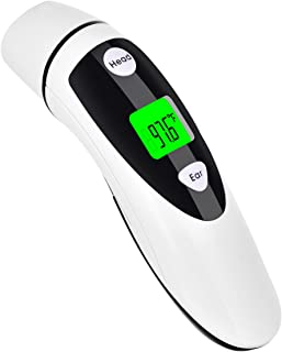 Homate Digital Medical Infrared Ear Thermometer with Forehead Mode for Babies,  Kids and Adults with FDA and CE approval