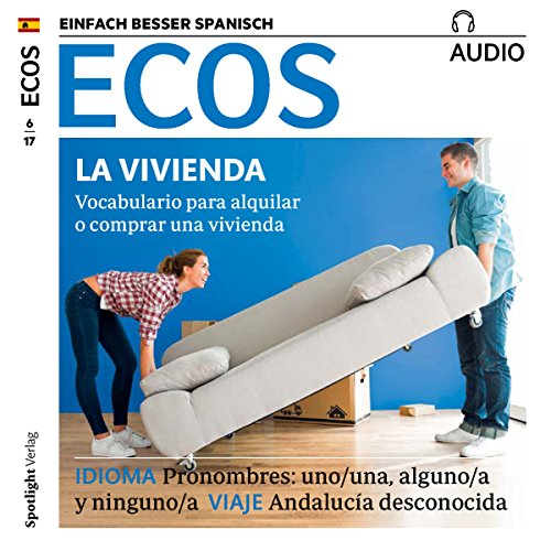 ECOS audio - La vivienda. 6/2017 Titelbild