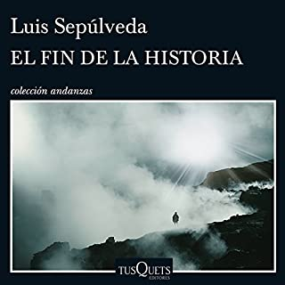 El fin de la historia audiobook cover art