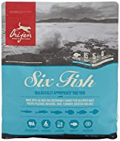 Biologically Appropriate Dog Food. Featuring six authentically fresh and wild-caught Canadian fish Loaded with protein-packed fish (80%) to support lean muscle mass
