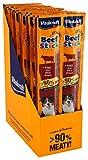 Vitakraft Beef Stick au Boeuf, Friandise Snack à la Viande Qualité Premium pour Chien, 10 Sachets de 4 Sticks