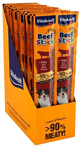 Vitakraft 230094cani di Snacks Beef Sticks bovina (12G)