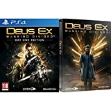 Deus Ex: Mankind Divided Steelbook Edition (PS4)