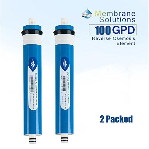 100 GPD membrana RO Osmosi Inversa Filtro acqua