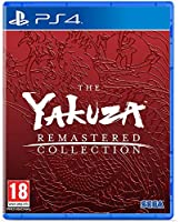 Yakuza Remastered Collection Standard Edition (PS4) (輸入版)