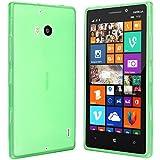 moodie Silikonhülle für Nokia Lumia 930 Hülle in Grün - Hülle Schutzhülle Tasche für Nokia Lumia 930