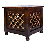 Perfect for Living Room and Bedroom Furniture Colour - Brown Size - 12 Inch