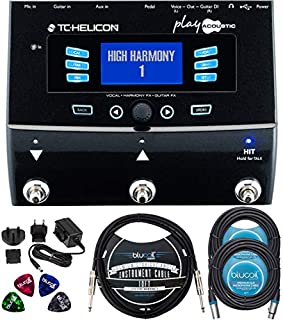 TC Helicon Play Acoustic Vocal Effects