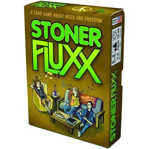 Looney Labs LON00045 - Stoner Fluxx, Gioco da Tavolo [Lingua Inglese]