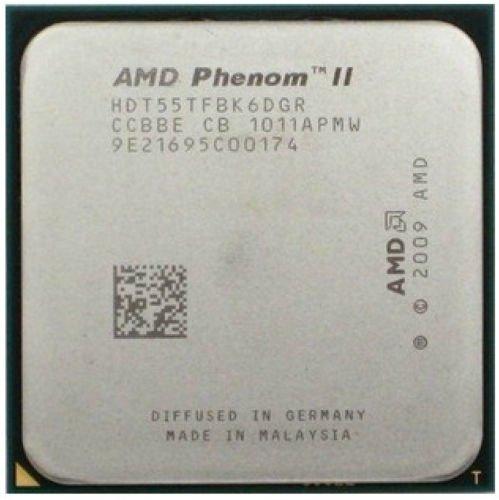 AMD Phenom II X61055T hdt55tfbk6dgr 2,8GHz Prozessor CPU Sockel AM3938-pin 125W
