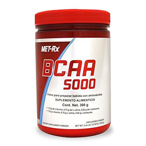 MET-Rx BCAA Powder Unflavored - 300 g (10.58 oz)