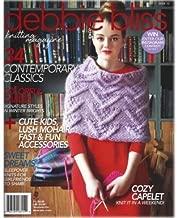 Debbie Bliss Knitting Magazine Issue 13, Fall / Winter 2014