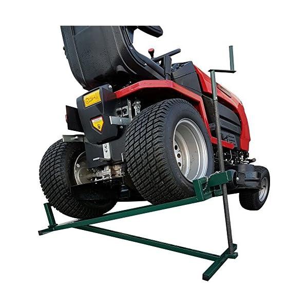BMS Lawn Mower Lifter - 400kg