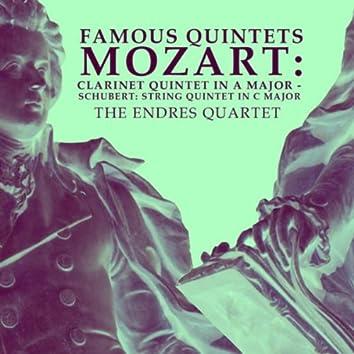 Mozart: Clarinet Quintet in A Major - Schubert: String Quintet in C Major