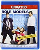 Role Models (Unrated + Ride Along 2 Fandango Cash) [Blu-ray]