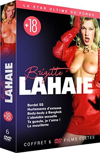 Coffret Brigitte Lahaie