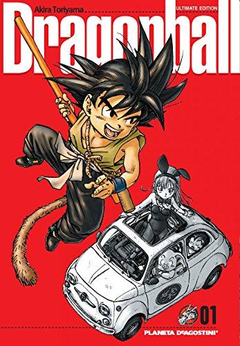 Dragon Ball nº 01/34 PDA (Manga Shonen)
