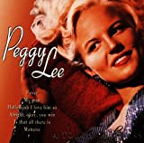 A Touch of Class von Peggy Lee