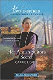 Image of Her Amish Suitor's Secret (Amish of Serenity Ridge)