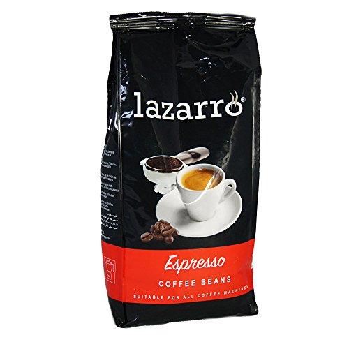 Lazarro Espresso Kaffee Bohnen 1kg
