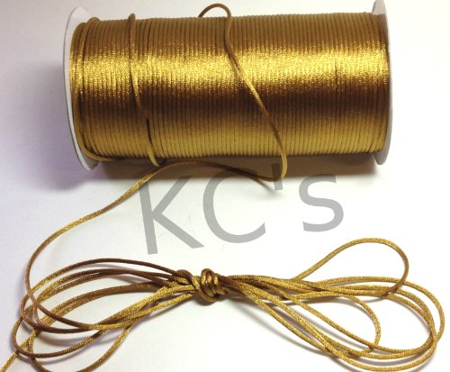 Best chinese knot cord gold for 2020