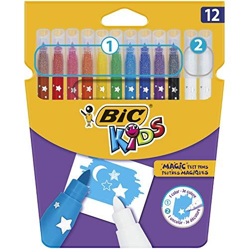 Fibracolor Colour Change Magic Pens /& Erasable Magic Pens Combined plus Extra