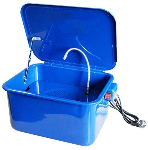 qteck Teilewaschgerät PW-3,5 Waschtisch Teilereiniger 26l Parts Washer Reinigungsgerät