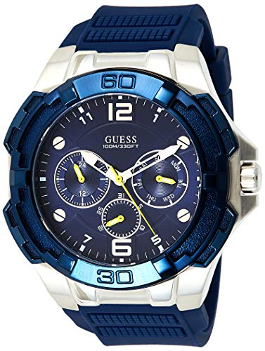 Guess Herren-Uhren Analog Quarz One Size 87954293