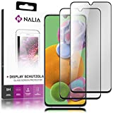 NALIA (2 Unidades) Cristal Templado Compatible con Samsung Galaxy A90 5G Vidrio, 9H Blindado...