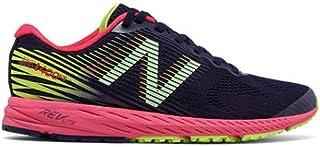 New Balance(ニューバランス) レディース 女性用 シューズ 靴 スニーカー 運動靴 1400v5 - Dark Denim/Bright Cherry/Lime Glo 5.5 B - Medium [並行輸入品]