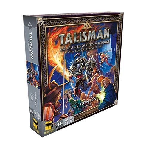 Talisman: Le Donjon – Versión francesa
