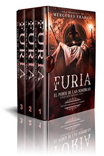 La Furia y El Poder De Las Sombras. Colección Especial De Vampiros En Español (3 En 1): Libros de Novelas de Vampiros. Las mejores historias de Suspense, Romance y Fantasía Paranormal