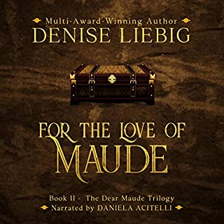 For the Love of Maude cover art