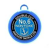 Anchor Tackle Double-Cut Refill Barreño, Unisex