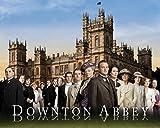 D-HOEFAC Downton Abbey 75cm x 60cm,30inch x 24inch Silk