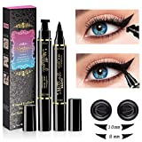 Eyeliner Stamp - iMethod 2 Pens Winged Eyeliner Stamp, Perfect Wing Cat Eye...