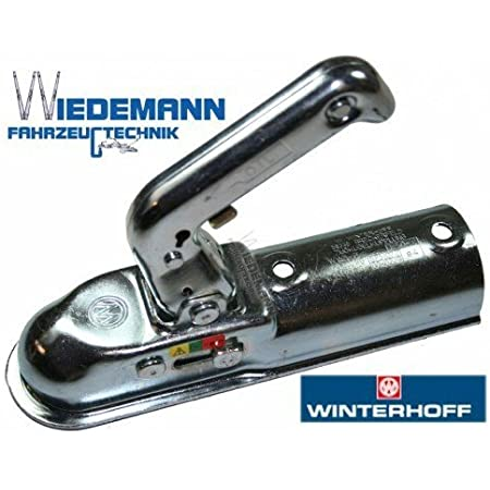 Winterhoff Ww 8 B 800 Kg 60 Mm Kugelkupplung Zugmaul Zugkugelkupplung Auto