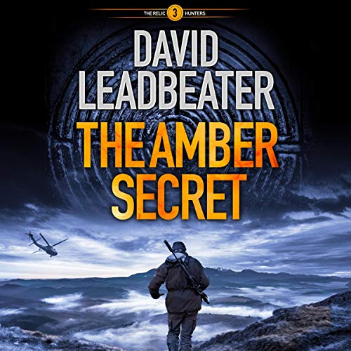 The Amber Secret Audiobook By David Leadbeater cover art