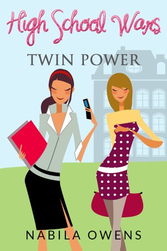 High School Wars: Twin Power [Ages 10+] (English Edition)