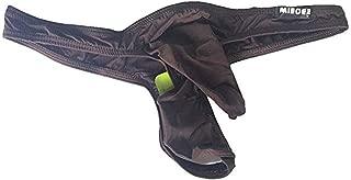 Men Bikini Elephant Nose Long Bulge Pouch Boxer Briefs G-Strings & Thongs