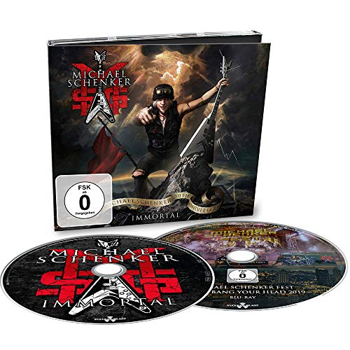 Immortal (Digipak/CD+Blu-Ray)