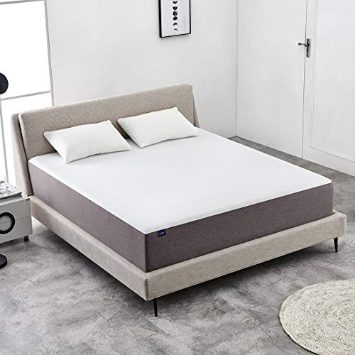 """Queen Mattress, Molblly 10 Inch Memory Foam Mattress in a Box, Breathable Bed Comfortable Mattress for Cooler Sleep Supportive & Pressure Relief, Queen Size Bed, 60"""" X 80"""" X 10"""""""