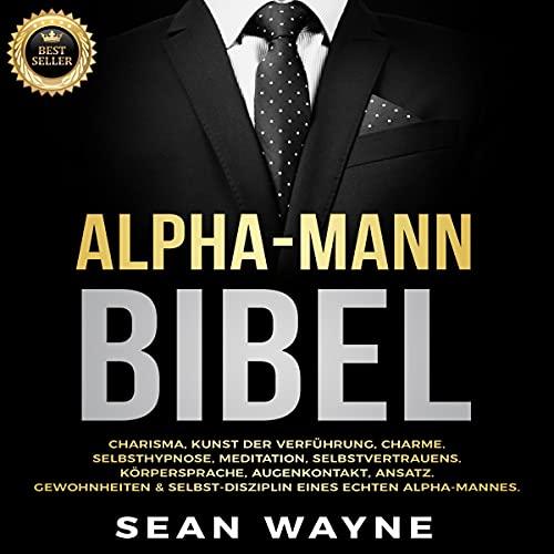 Alpha-Mann Bibel Titelbild