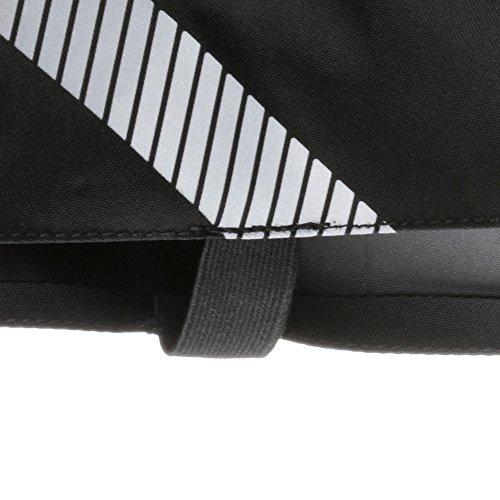 VAUDE Luminum Bike Gaiter - Pantalón Corto Color Black, Talla 4446